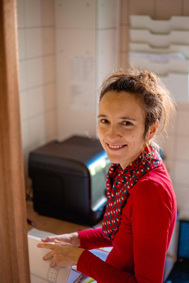 Emilie Lenelle - Coordinatrice MDN